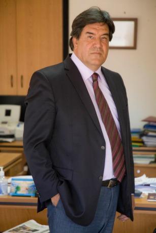 Ο πρόεδρος και διευθύνων σύμβουλός της ΕΥΑΘ ΑΕ Νίκος Παπαδάκης
