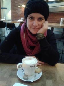 Ισαβέλλα Κασδοβασίλη, 32 ετών, σεφ, εργάζεται σε ξενοδοχείο στην Ολλανδία