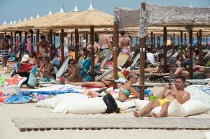 Η Παραλία Σαχάρα  Φωτ. Αλέξανδρος Αβραμίδης