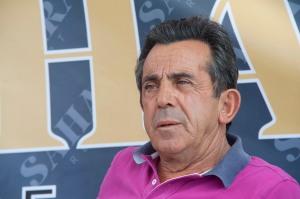 Ο ιδιοκτήτης των 44 στρεμάτων στην παραλία Σαχάρα κ. Λ. Κεντεποζίδης Φωτ. Αλέξανδρος Αβραμίδης
